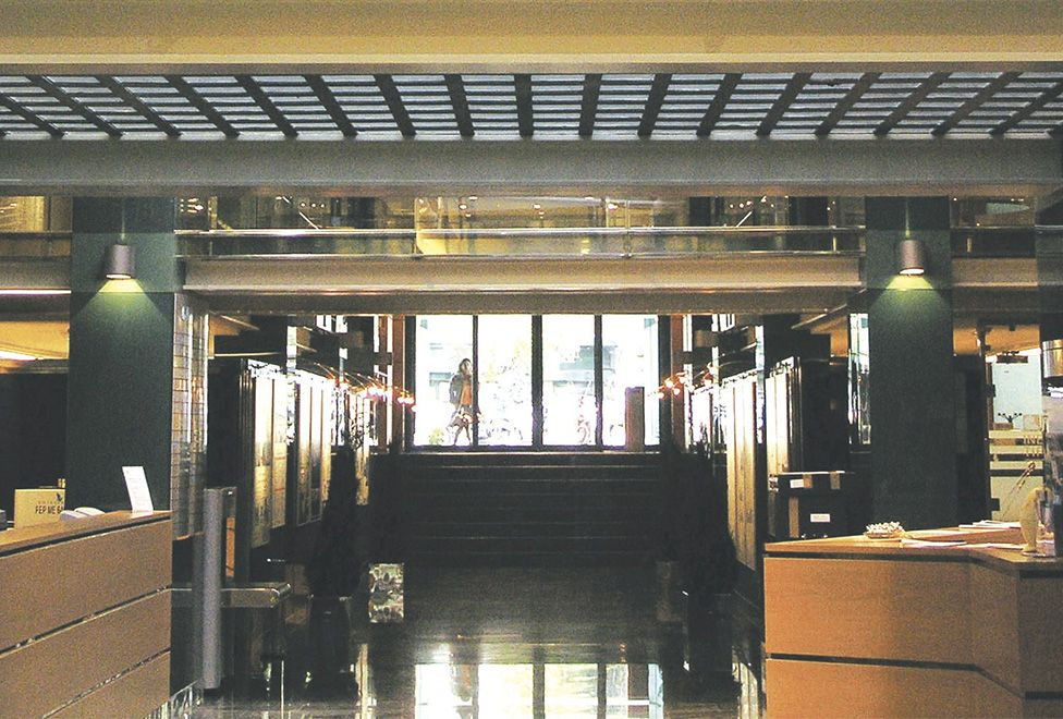 oficinas ineco vista puerta desde entrada - generalplan